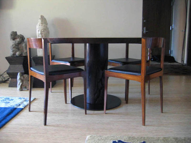 table for Ulrich chairs
