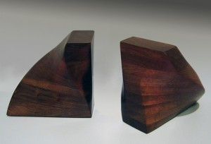 twisted bookends