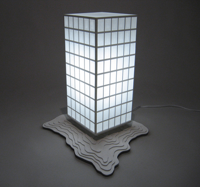 topological lamp