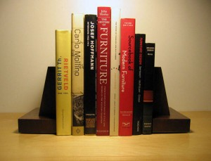 hand made bookends